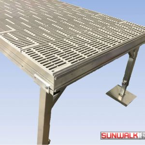 Hart Trak EcoTrak – Sunwalk Vinyl Treated