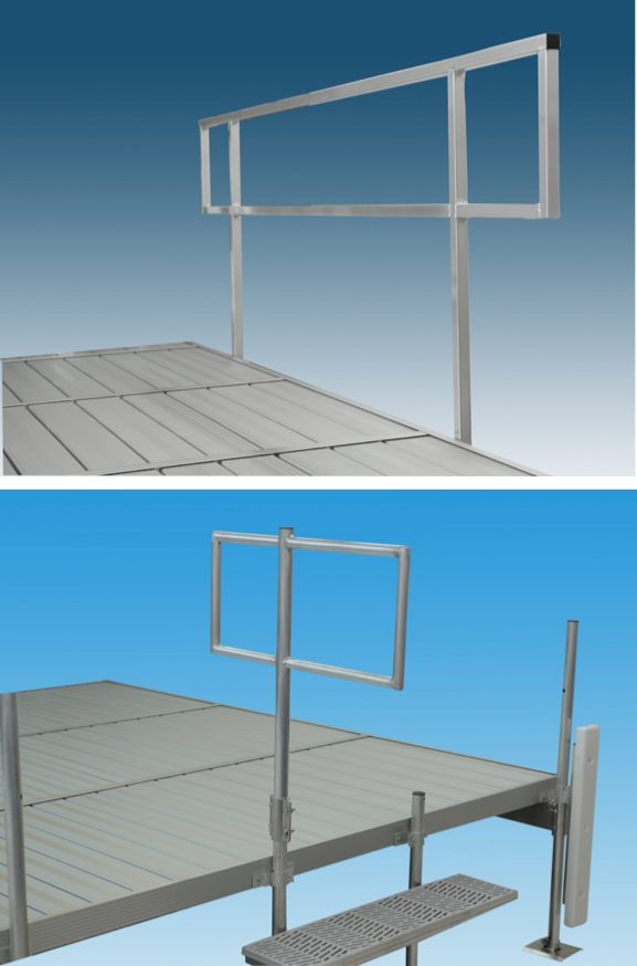 Safety Rails and Assist Rails