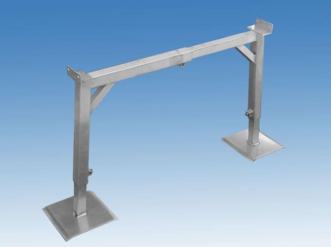 """VECTOR"""" Adjustable Under Dock Support System (UDS) – Hart"""